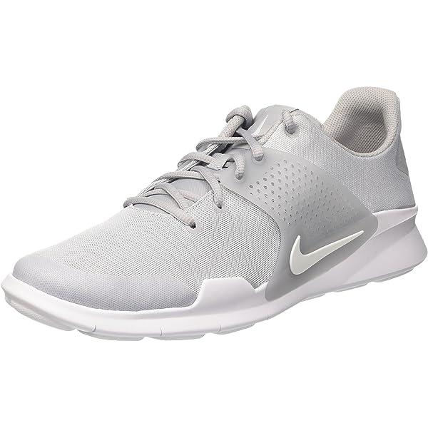 Nike Men's Arrowz Shoes, Wolf Grey, White, 7 US: