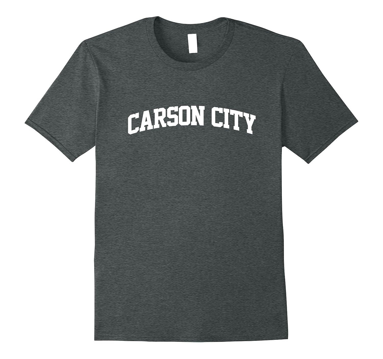 Carson City Workout Training Activewear T-Shirt-CD
