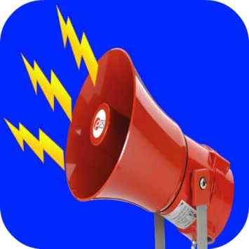 Amazon.com: Alarms And Sirens Ringtones: Appstore for Android