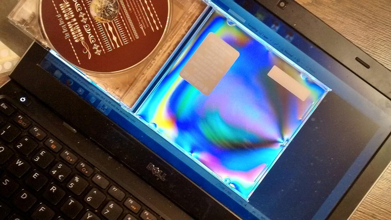 Filtro polarizado tipo gel, pel í cula o l á mina de 150  x 150  mm ... bb5687cfdb