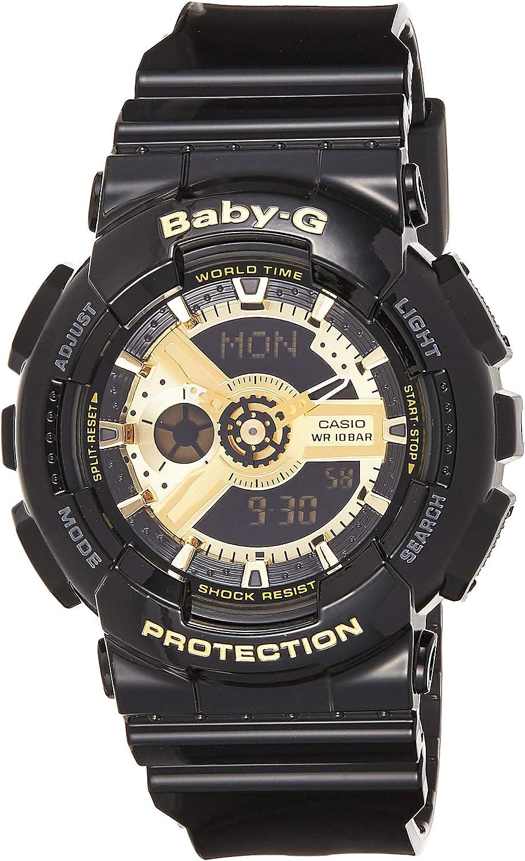 BA-110-1ADR Casio Wristwatch