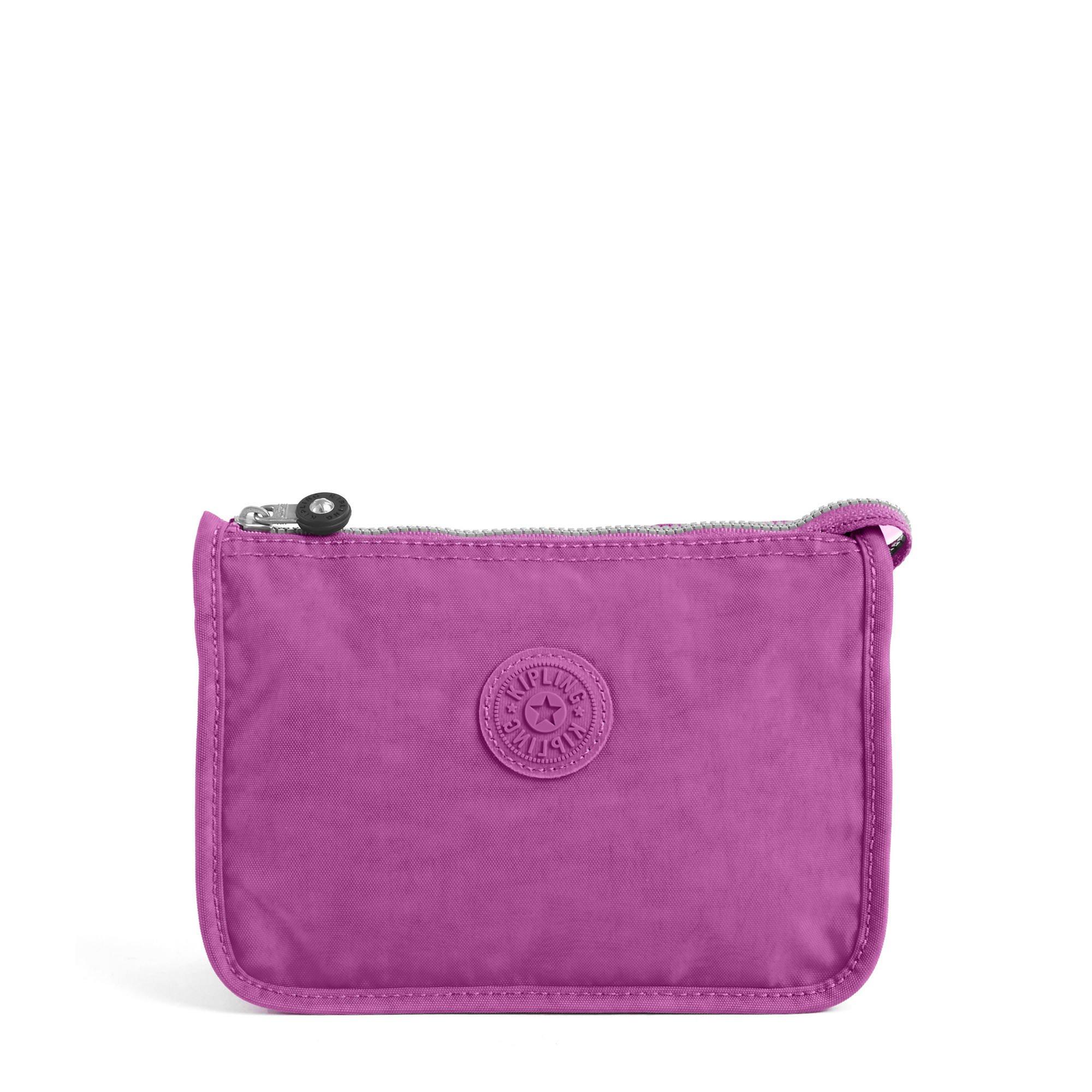 Kipling Women's Harrie Pouch One Size Lilac Dream Purple