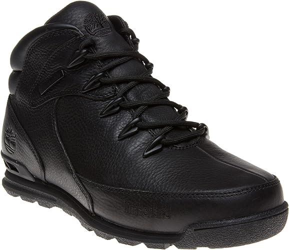 Timberland Hiker Homme Euro Rock Boots Noir dxhtsQrBC