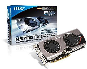 Amazon.com: MSI n570gtx individual Frozr III Power Edition ...