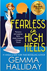 Fearless in High Heels (High Heels Mysteries #6): a Humorous Romantic Mystery Kindle Edition