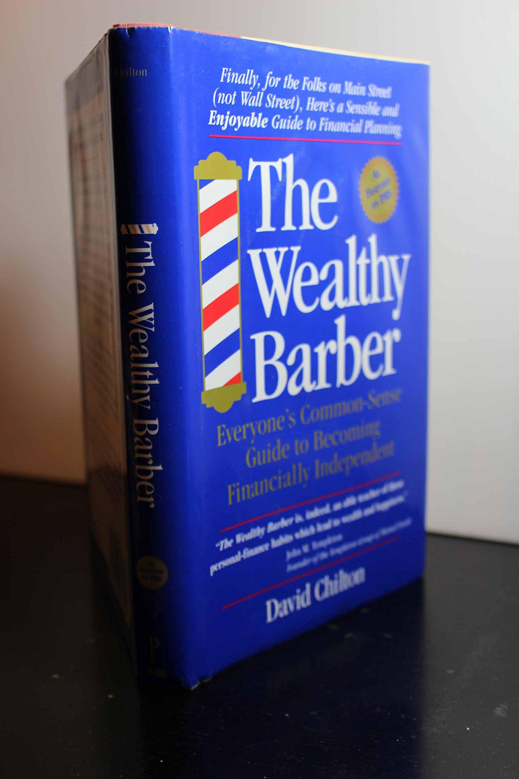 The Wealthy Barber: Amazon.es: David Chilton: Libros en ...