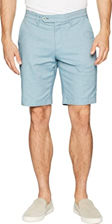 3c93a2050 Amazon.com  Ted Baker Men s Herbosh Solid Shorts Green 28 R  Clothing