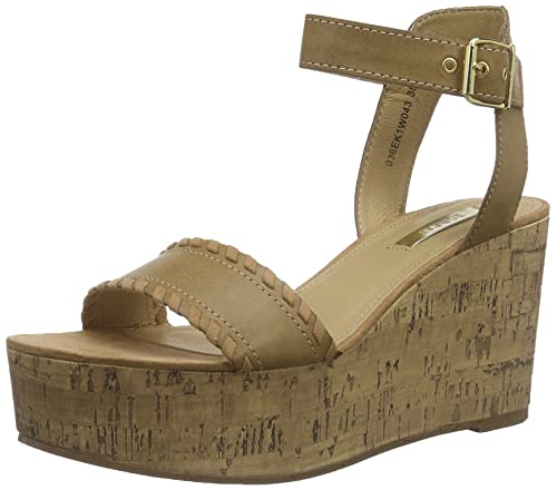 Fary Sandal, Womens Wedge Heel Platform Sandals Esprit