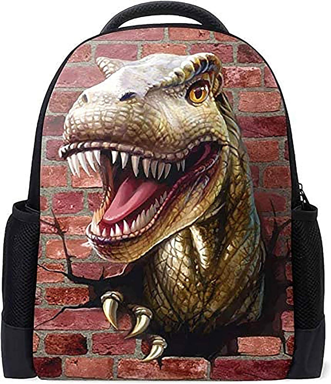 Tie Dye School Backpack Laptop Bag Shoulder Bookbag Travel Hiking Camping Daypack