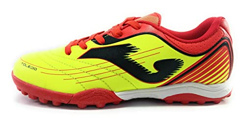 0743862393c3a Joma Toledo 411 Zapatillas niño Turf (38 EU)  Amazon.es  Zapatos y ...