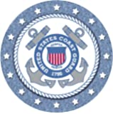 Thirstystone Stoneware Coaster Set, Coast Guard