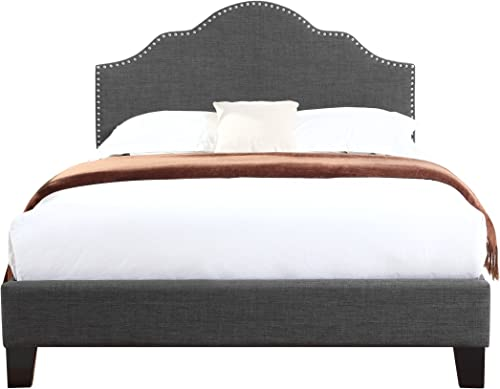 Upholstered Bed Queen Size Bed