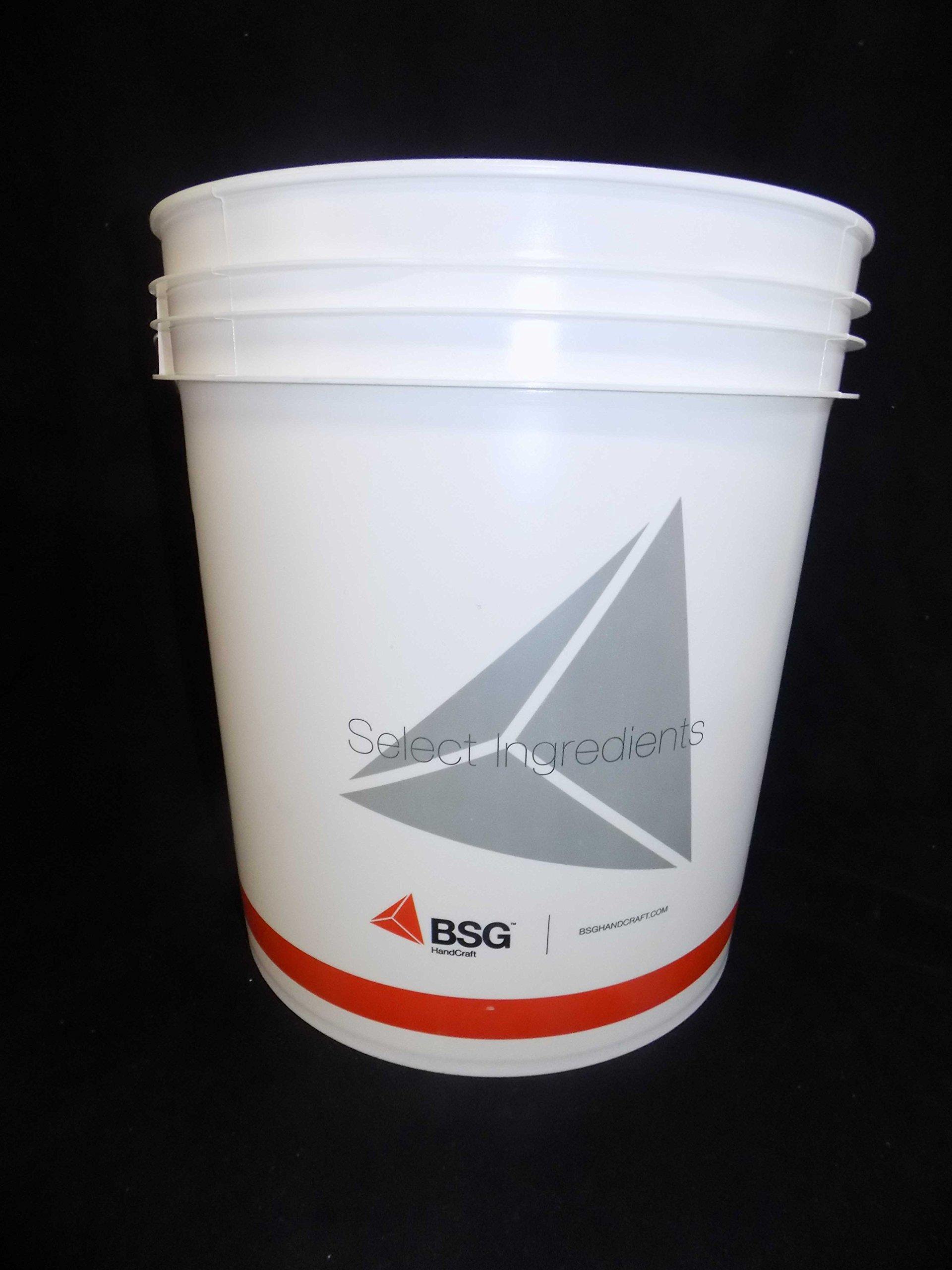BSG HandCraft Fermentation Bucket- 7.8 Gallons- No Lid
