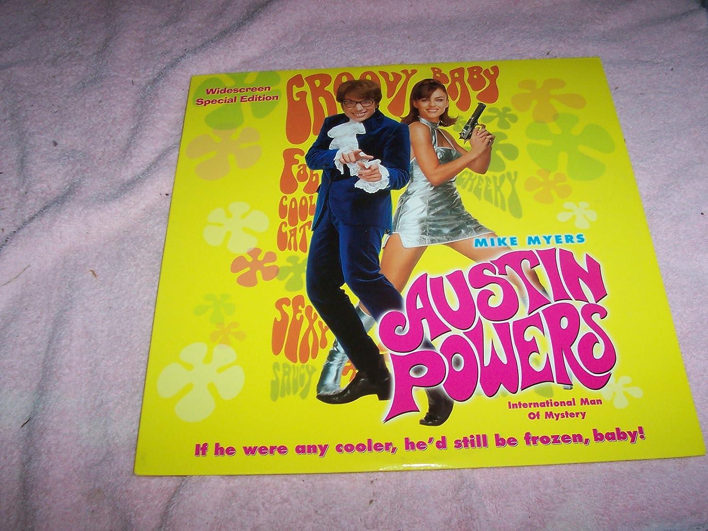 Austin Powers: International Man of Mystery: Special Edition LaserDisc (1997) [ID3965LI] B000ZU88AE