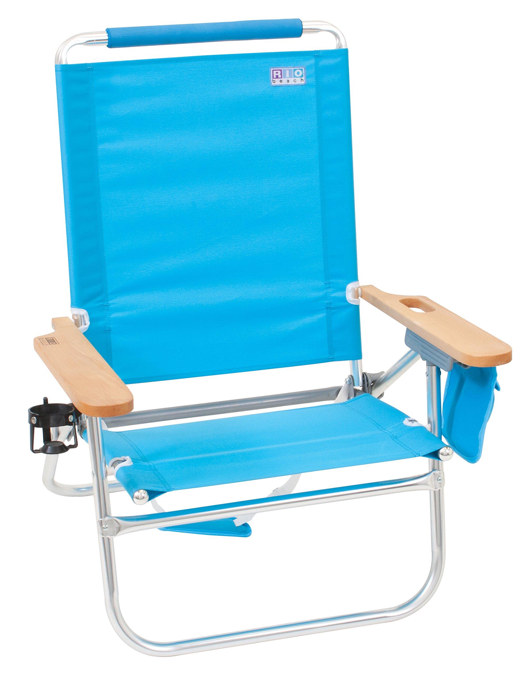Rio Beach Beach Bum Chair, Turquoise by RIO Gear
