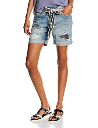 Womens Tapered Bermudas Tom Tailor PACg8OIM