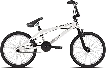 Torpado bicicleta BMX xplosion 20 freestyle blanco (BMX) xplosion ...