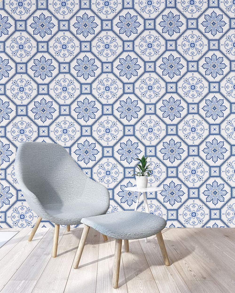 Contact Paper Film Peel and Stick Waterproof Wallpaper Self Adhesive Removable