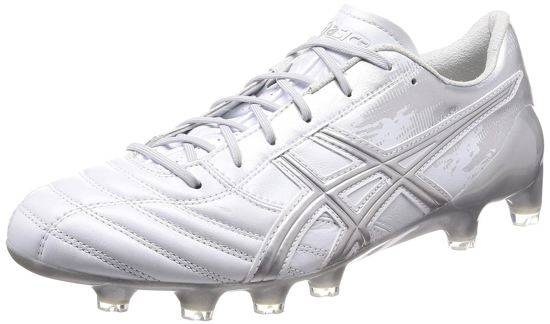 [アシックス] サッカー スパイク DS LIGHT X-FLY 3 乾選手着用モデル (現行モデル) ホワイト/シルバー 23 cm B07CYBPBND