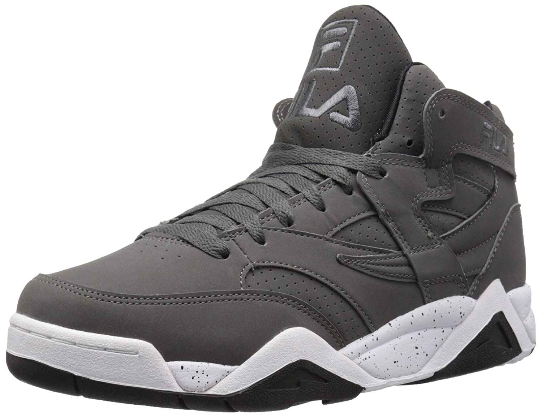 Fila Men's M Squad Fashion Sneaker B01CIRJ832 8.5 D(M) US Castle Rock/Black/White