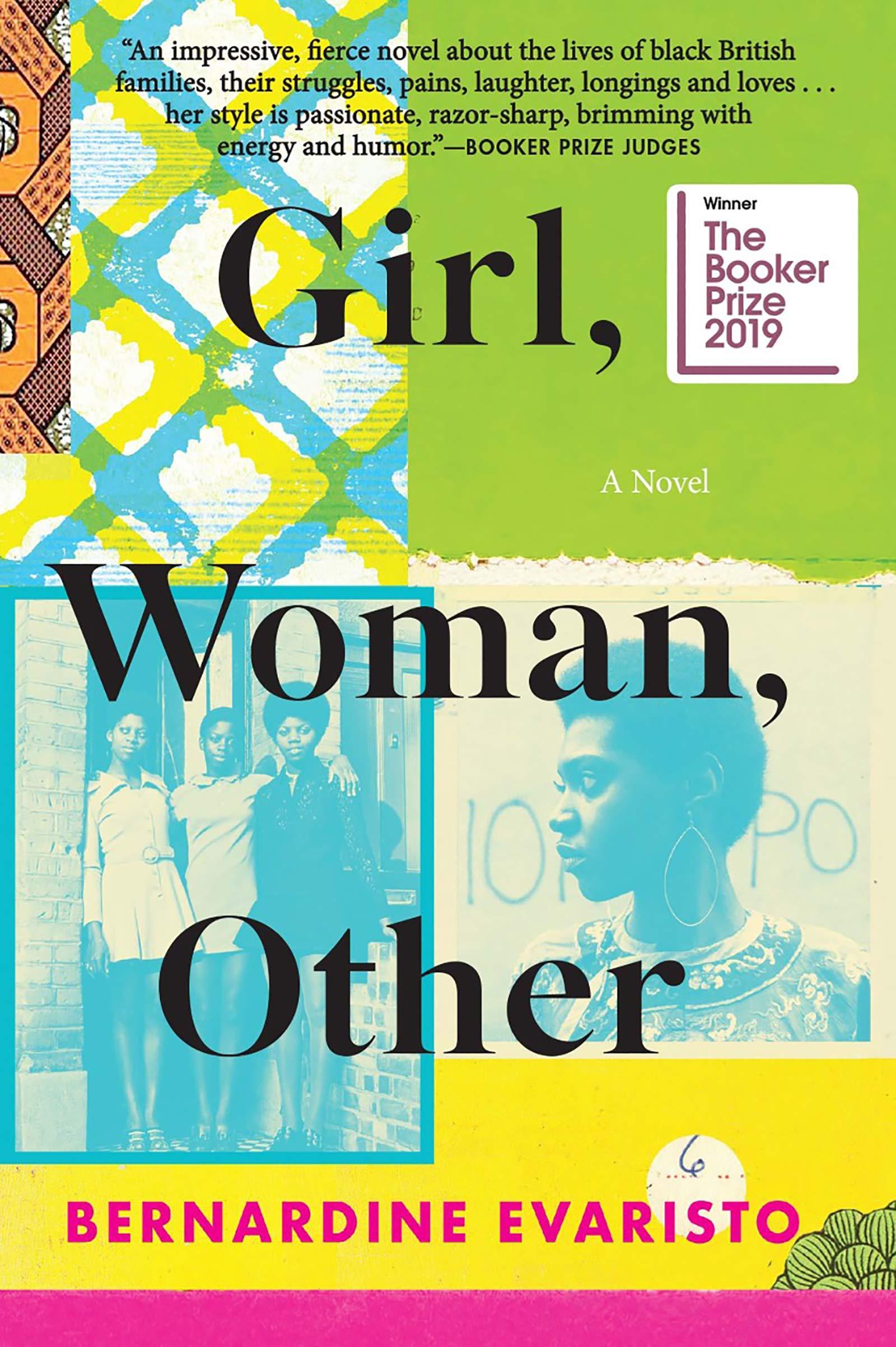 Amazon.com: Girl, Woman, Other: A Novel (Booker Prize Winner)  (9780802156983): Evaristo, Bernardine: Books