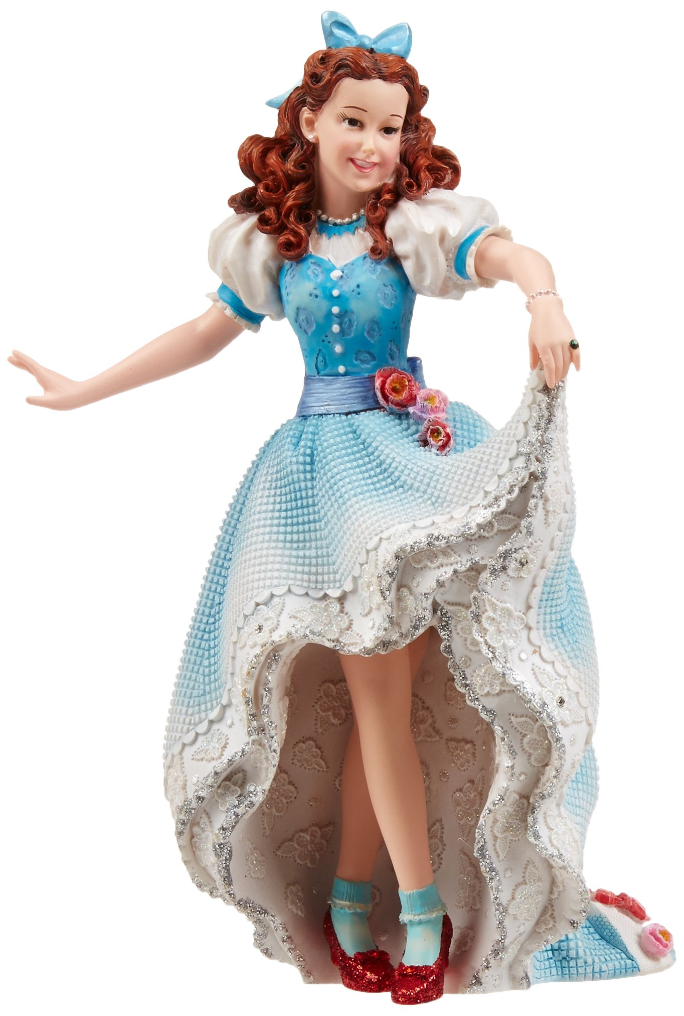 Enesco Warner Bros. Couture De Force Gift Dorothy Figurine, 7.75-Inch