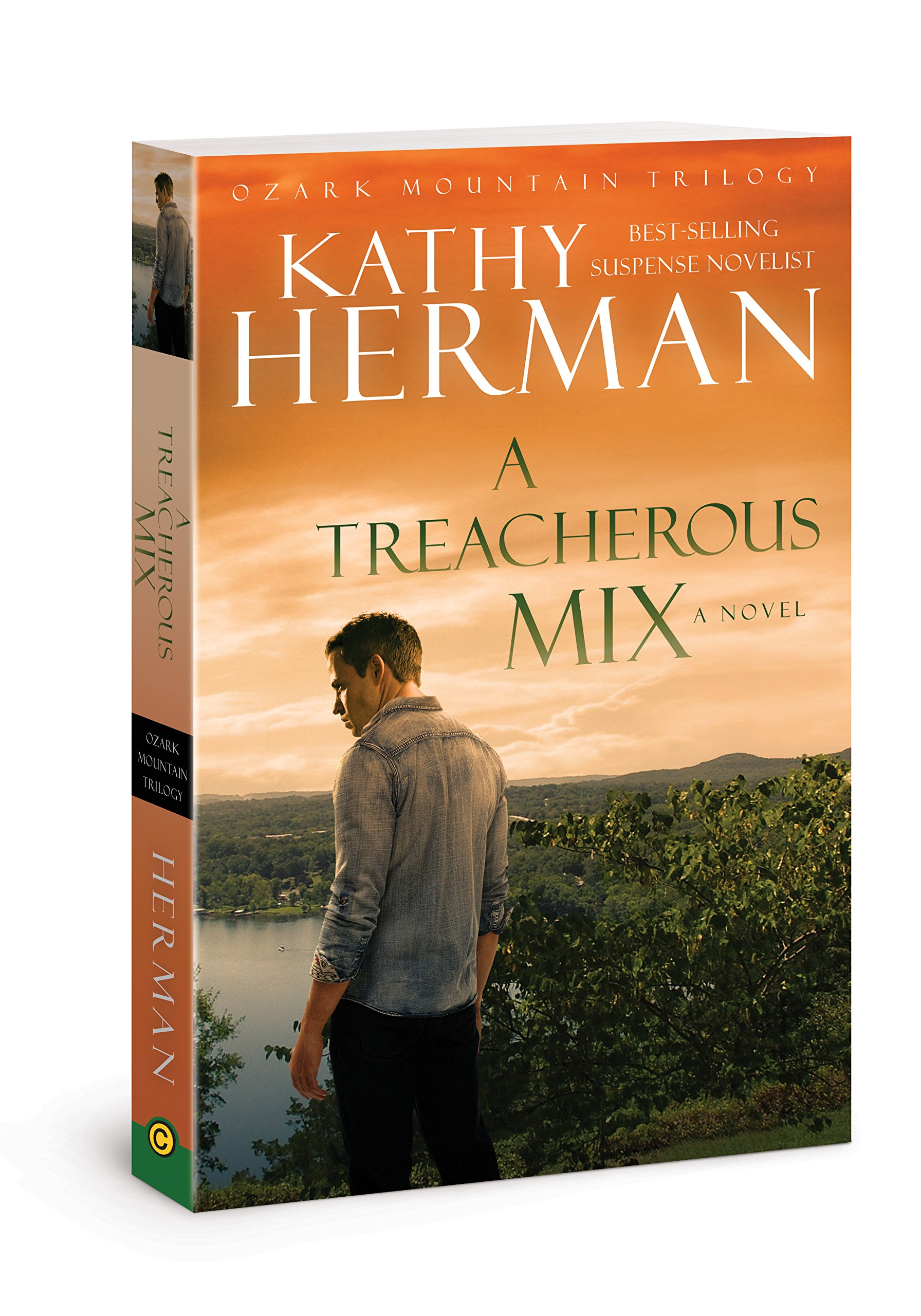 A Treacherous Mix: A Novel (Ozark Mountain Trilogy): Kathy Herman:  9780781408059: Amazon.com: Books