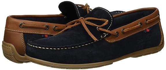 XTI Navy Suede Men Shoes, Mocasines para Hombre, Azul, 42 EU: Amazon.es: Zapatos y complementos