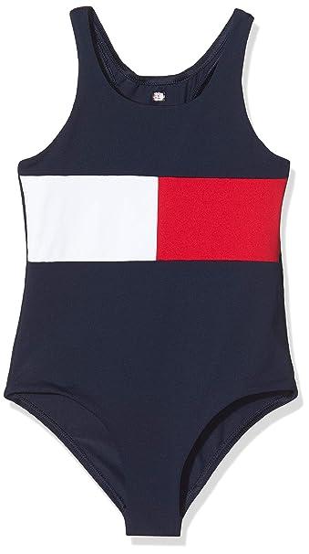 Tommy Hilfiger Swimsuit Traje de baño de una Pieza para ...