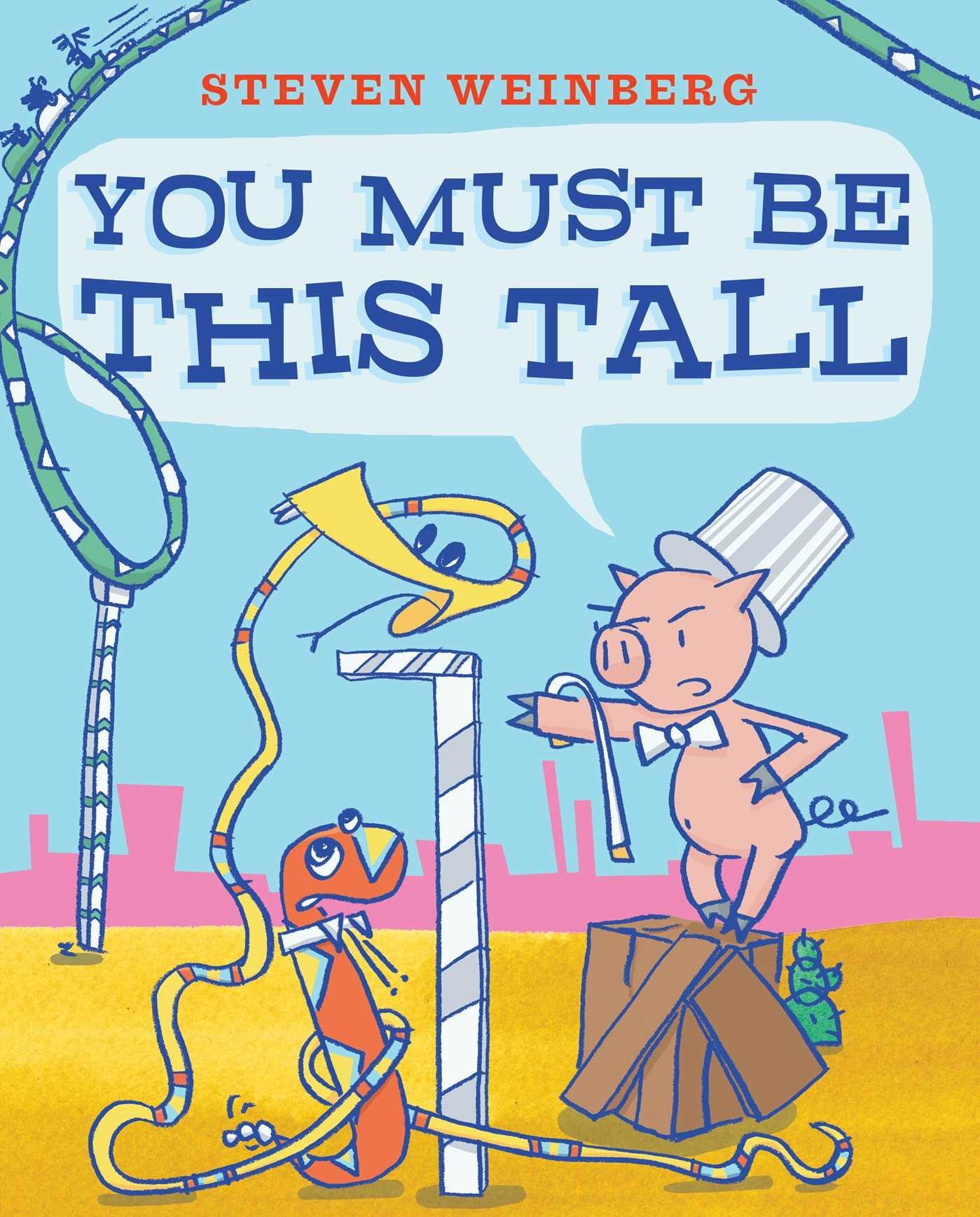 You Must Be This Tall pdf epub