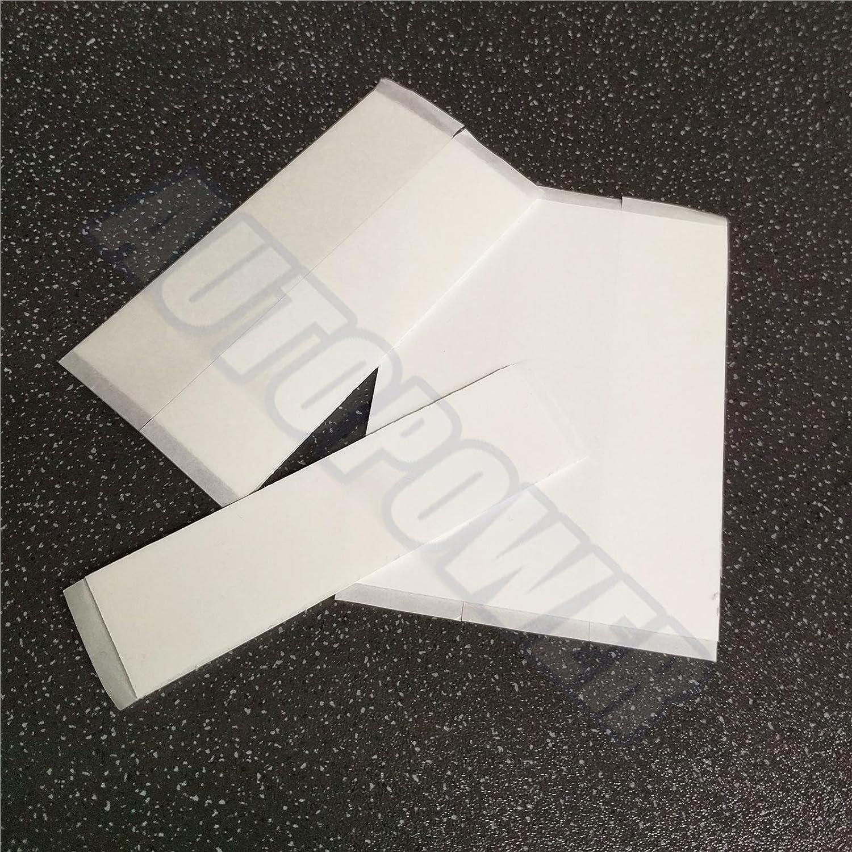Standard Car Foam Wing Mirror Refit Fallen Off Glass Double Sided Adhesive Fix