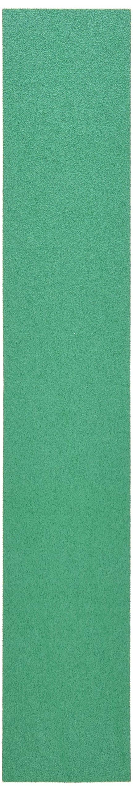 3M 02230 Green Corps Stikit 2-3/4'' x 16-1/2'' 80D Grit Production Sheet