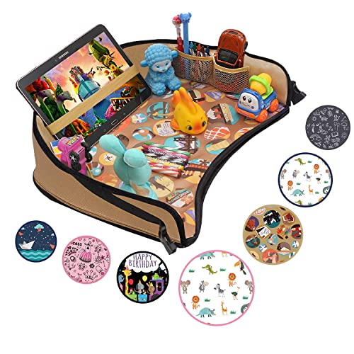 DMoose Kids Travel Activity Tray