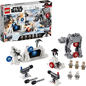 LEGO Star Wars: The Empire Strikes Back Action Battle Echo Base Defense 75241 Building Kit, New 2019 (504 Pieces)