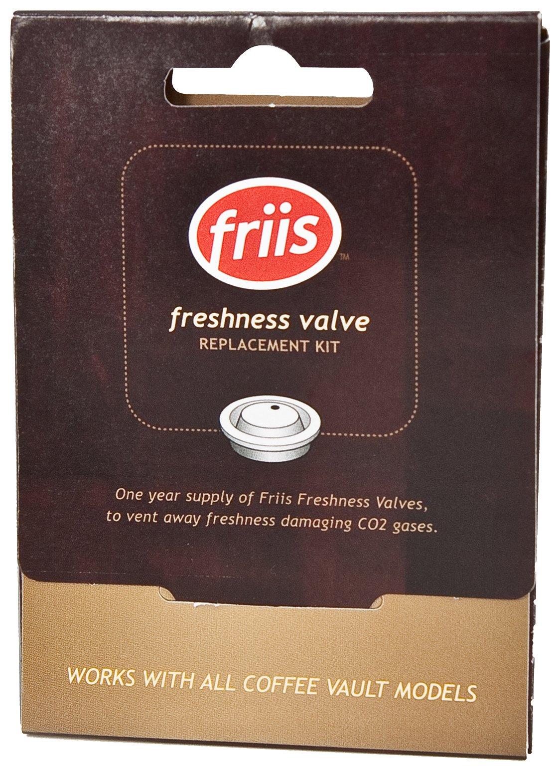 Friis Freshness Valve Replacement Kit