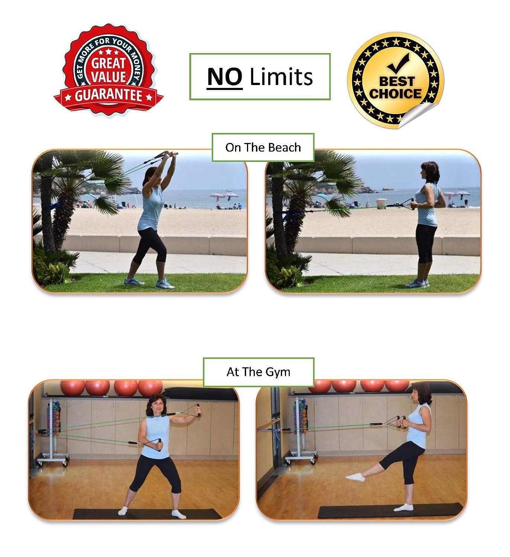 Amazon.com: Sky Limit Fitness LLC Pilates in a Bag #1PIB ...