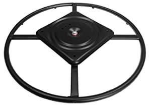 "chairpartsonline 24"" Replacement Ring Base w/Swivel for Recliner Chairs & Furniture, Includes Swivel - S5454-A"