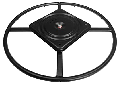 24u0026quot; Replacement Ring Base W/ Swivel For Recliner Chairs U0026 Furniture,  Includes Swivel