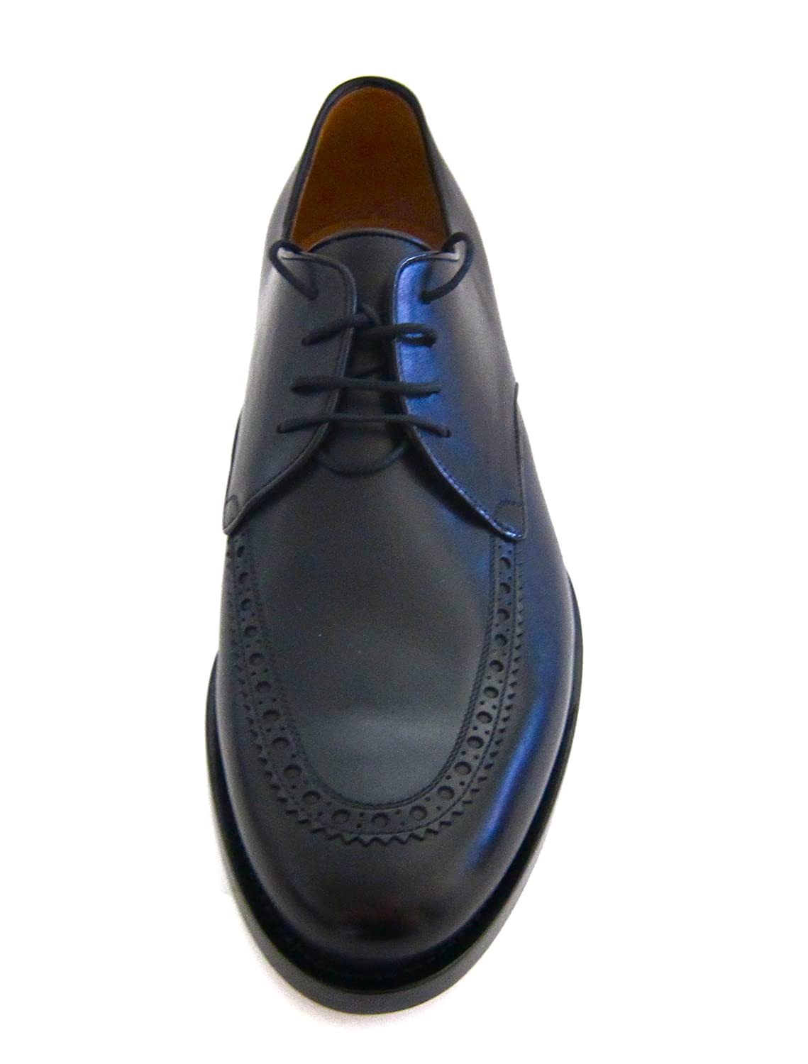 f6519782d85b3 Amazon.com: Gucci Mens Betis Matt Black Leather Oxfords Shoes Made ...