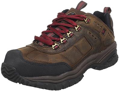 060cd5c7e7f3 Skechers Work Soft Stride Constructor Mens Steel Toe Slip Resistant Sneakers
