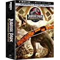 Jurassic Park 25th Anniversary Collection [4K UHD + Blu-Ray + Digital]