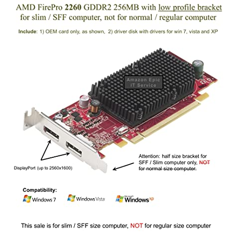 256MB ATI FIREPRO 2260 DRIVERS FOR WINDOWS DOWNLOAD
