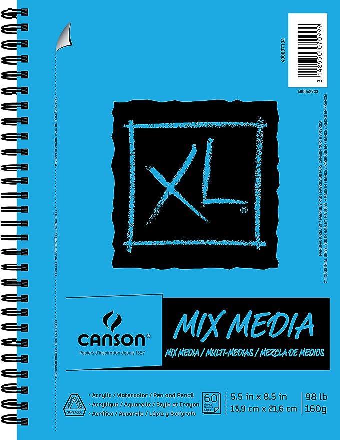 CANSON Cuaderno de dibujo XL: Amazon.com.mx: Hogar y Cocina