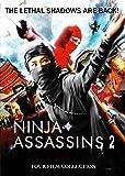 Ninja Assasins 2: 4 Film Collection [Import]