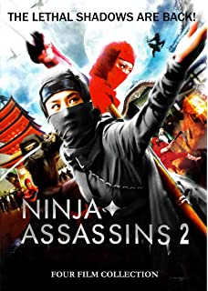 Amazon.com: DVD * Ninja Assassin [Import allemand]: Movies & TV
