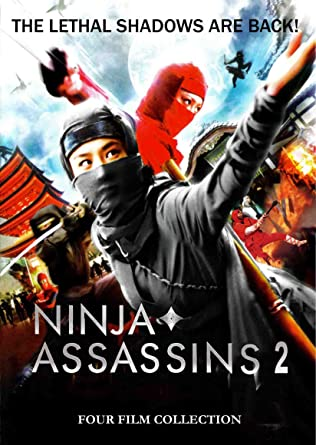 Amazon.com: Ninja Assasins 2: 4 Film Collection: Alexander ...