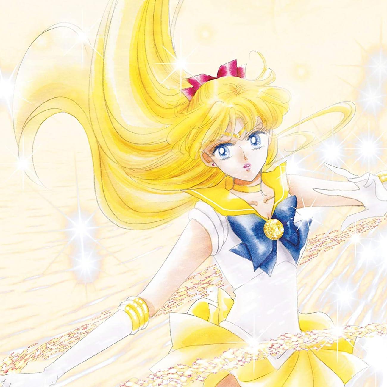 美少女戦士セーラームーン Ipad壁紙 金星を守護に持つ愛と美の戦士