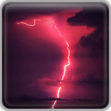 Amazoncom Lightning Storm Live Wallpapers Appstore For