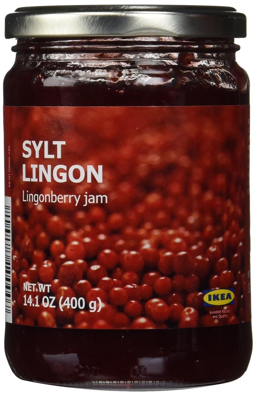 amazon com sylt lingon lingonberry preserves ikea food 14 1