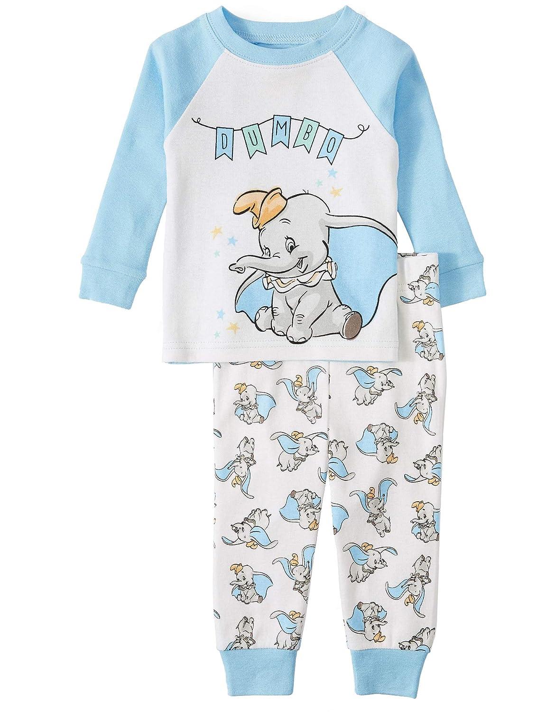 Disney Dumbo Baby Boys 2 Piece Sleepwear Pajama Set